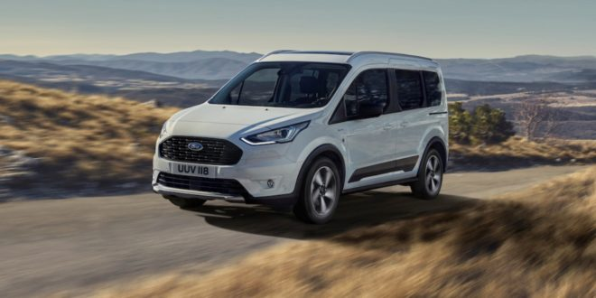 """Ford Connect - Ausstattungsvariante """"Active"""" mit Outdoor-Qualitäten"""
