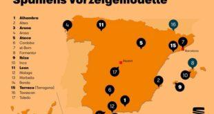 Spanien 310x165 - Nomen est omen- vom Seat Alhambra bis Toledo